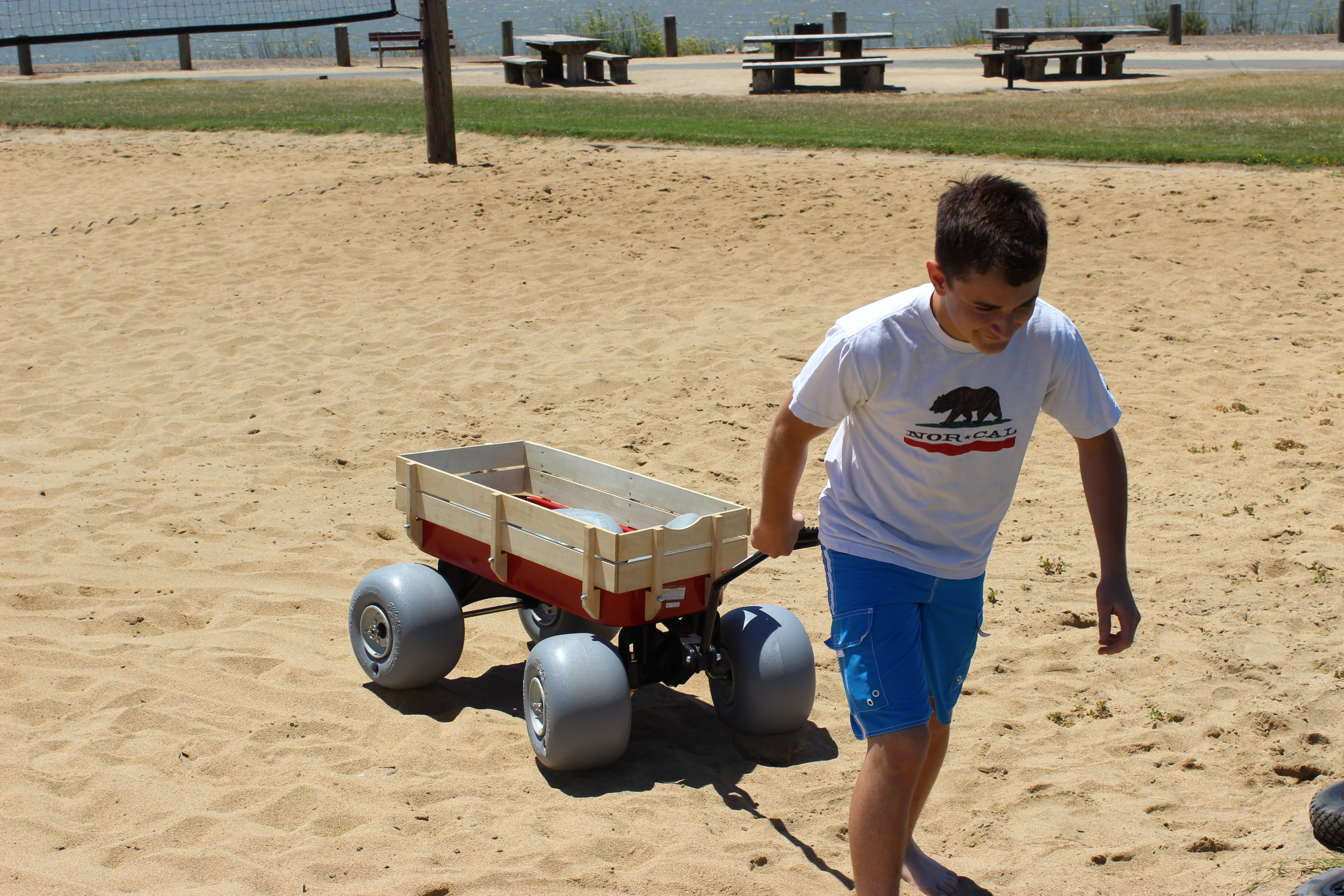 Wagon For Beach Sand The Best Beaches In World