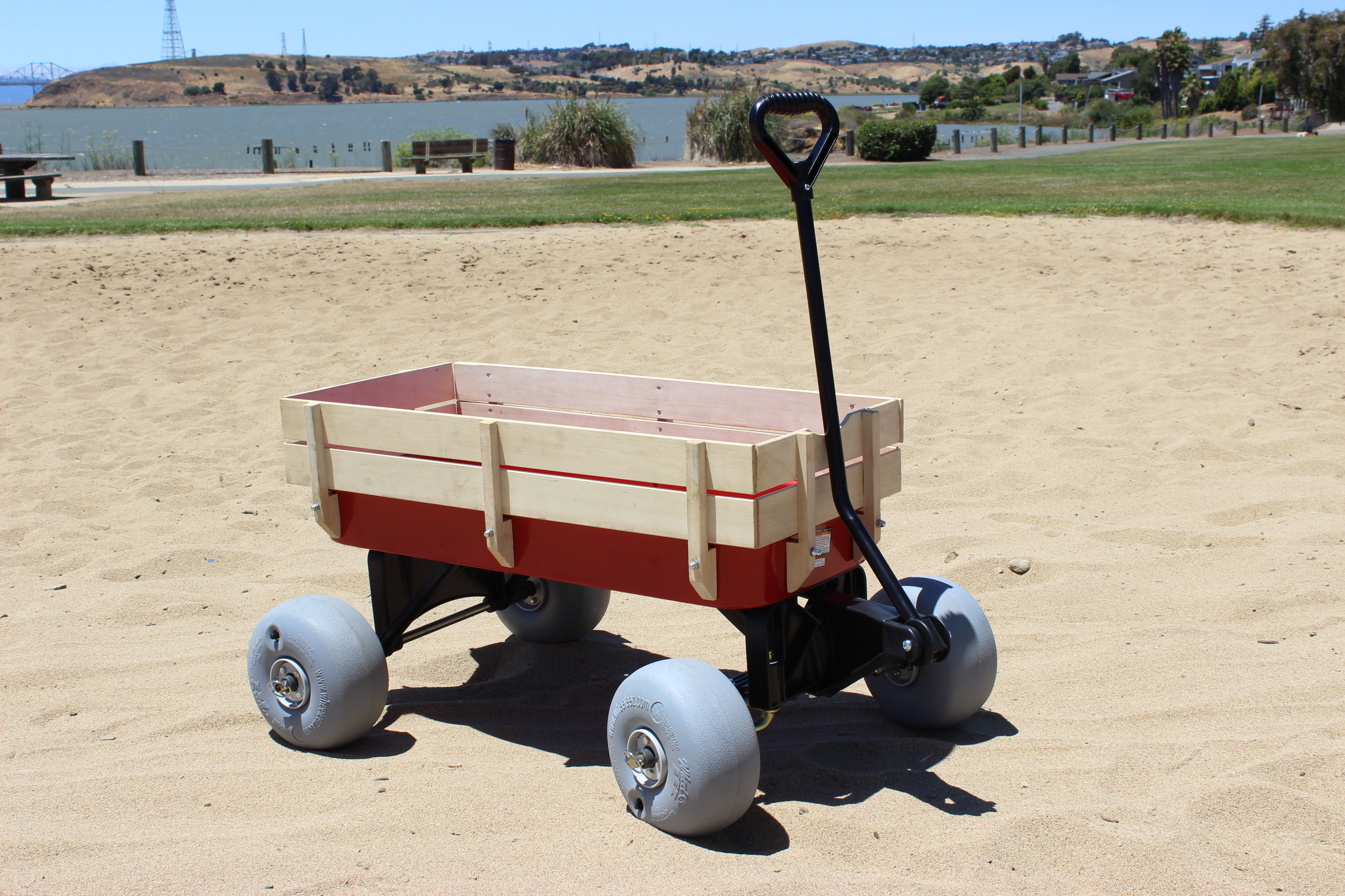 Wagons For The Beach Best Beaches In World